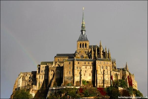 Saint Michel - Conhecendo o mágico Monte Saint-Michel