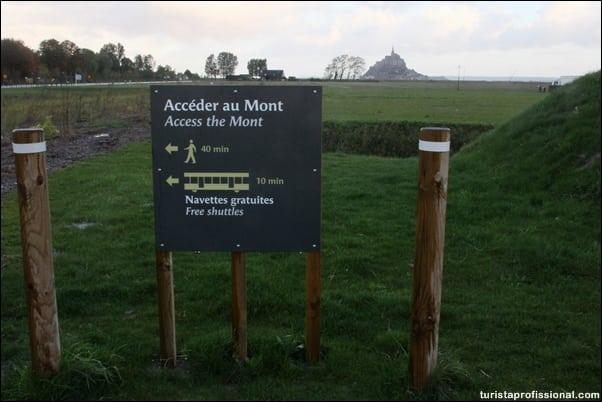 como chegar ao Monte Saint Michel - Dicas de Saint-Michel: como chegar e onde se hospedar