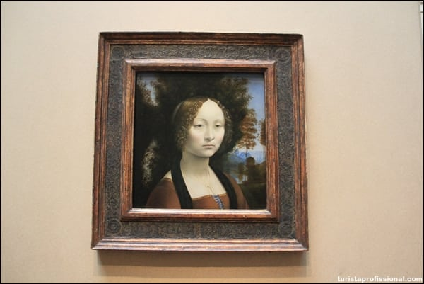 dicas Estados Unidos - Onde visitar as obras de Leonardo da Vinci