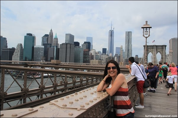 dicas Nova York2 - Ponte do Brooklyn: atravesse e descubra o que tem do outro lado