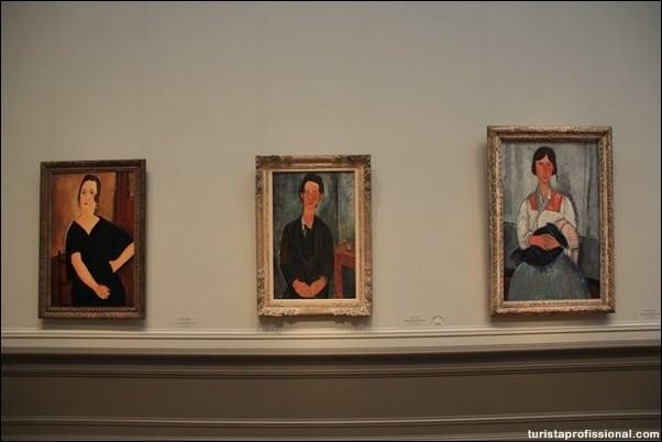 dicas Washington - Visitando a National Gallery of Art em Washington DC