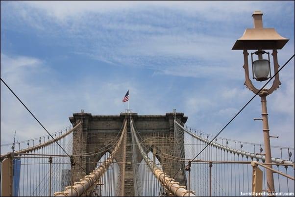 dicas de Nova York1 - Ponte do Brooklyn: atravesse e descubra o que tem do outro lado