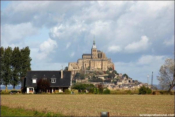 dicas de Saint Michel - Dicas de Saint-Michel: como chegar e onde se hospedar