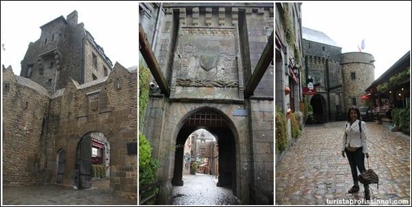 entrada de Saint Michel