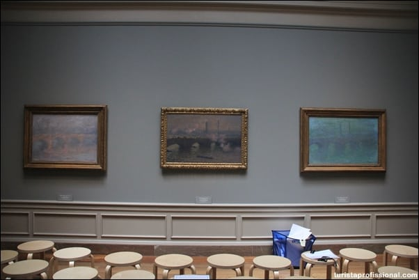 o que fazer em Washington - Visitando a National Gallery of Art em Washington DC