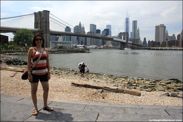 o que ver em Nova York - Ponte do Brooklyn: atravesse e descubra o que tem do outro lado