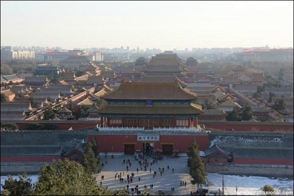 o que visitar em Pequim - Roteiro de 3 dias em Pequim