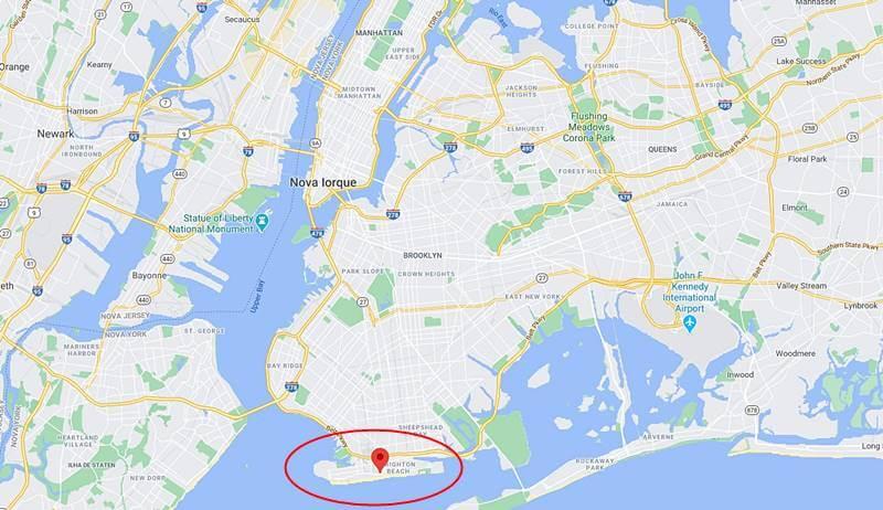 onde fica coney island - Coney Island, uma inusitada atração em Nova York para todas as idades