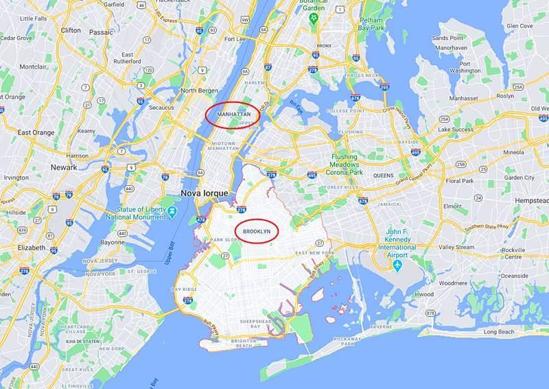 onde fica o brooklyn - Ponte do Brooklyn: atravesse e decubra o que tem do outro lado