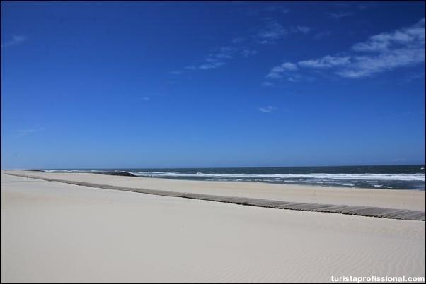 praia em Aveiro - Roteiro de 1 dia em Aveiro