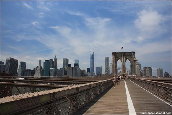 roteiro Nova York2 - Ponte do Brooklyn: atravesse e descubra o que tem do outro lado