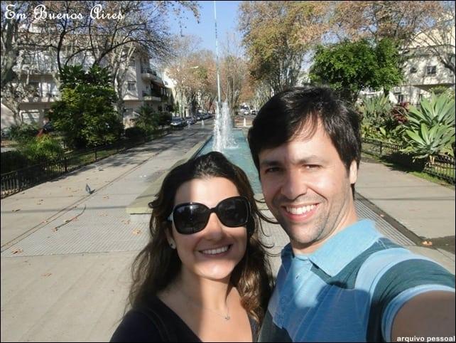 Belgrano - lua de mel em Buenos Aires