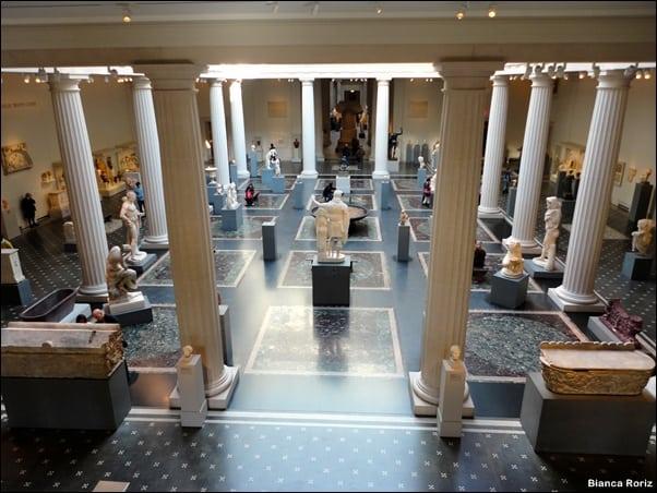 DSC06013 - Visitando o Metropolitan Museum de Nova York