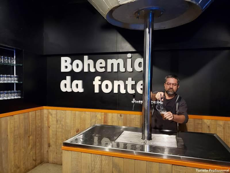 cervejaria museu bohemia