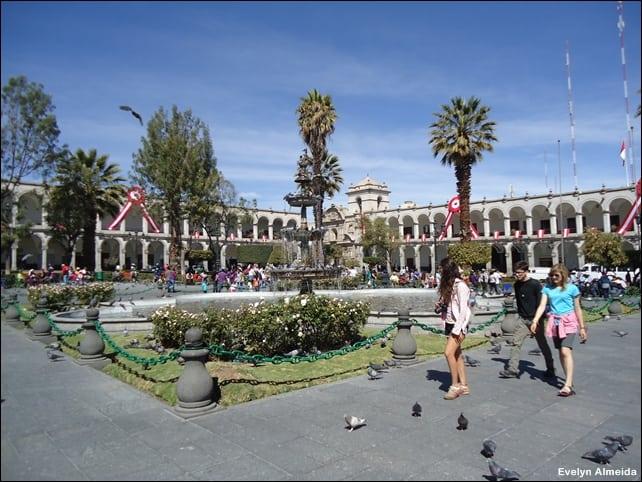 dicas Peru1 - Roteiro de viagem pelo Peru com criança: Arequipa