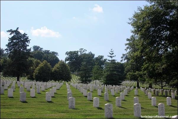 dicas de Washington - Visitando o Cemitério de Arlington em Washington DC