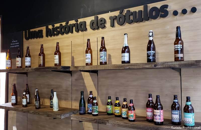 museu da cerveja - Museu da Bohemia, Petrópolis