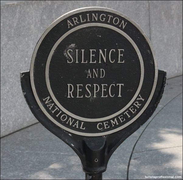 o que ver em Washington - Visitando o Cemitério de Arlington em Washington DC