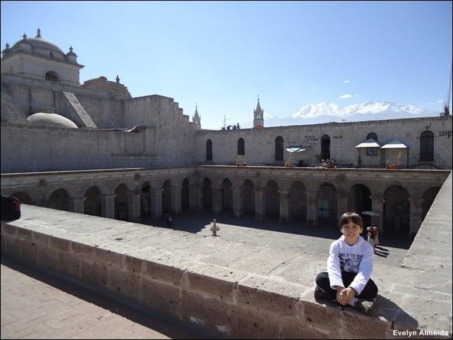 o que visitar no Peru3 - Roteiro de viagem pelo Peru com criança: Arequipa