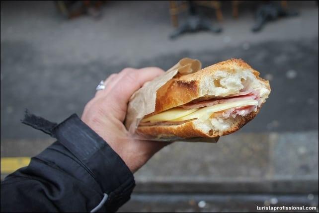 onde comer em Paris - Onde comer uma das melhores baguetes de Paris