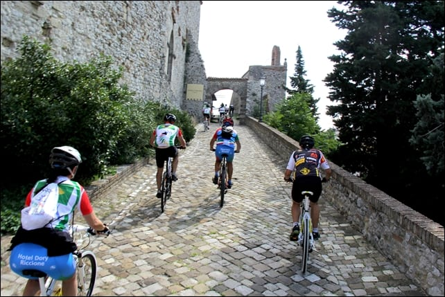 castelo itália