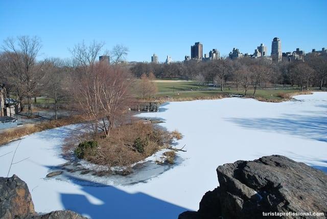 Nova York dicas - O que fazer no Central Park