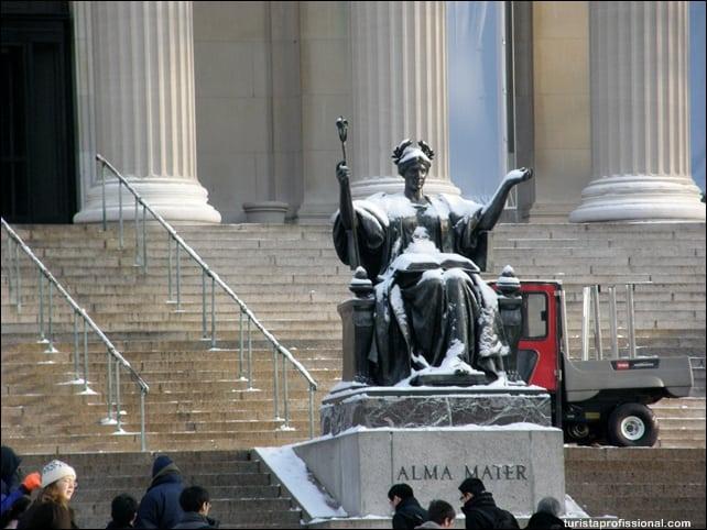 Nova iorque dicas - Columbia University em Nova York