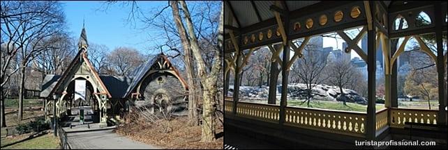 O que fazer em nova york - O que fazer no Central Park