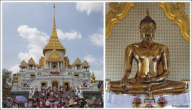 Wat Sukhothai Traimit
