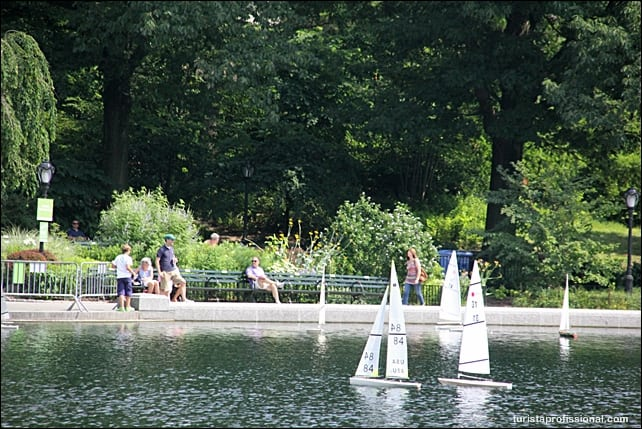 como chegar1 - O que fazer no Central Park