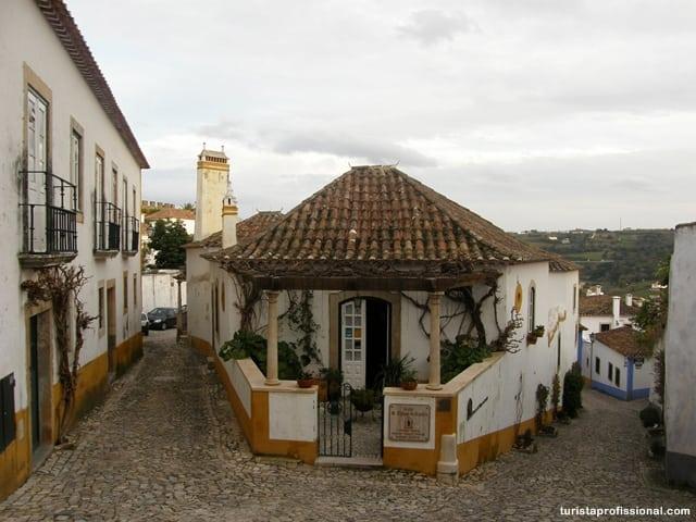 Roteiro de 1 dia em Óbidos