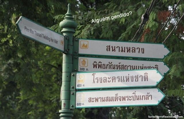dicas Bangkok