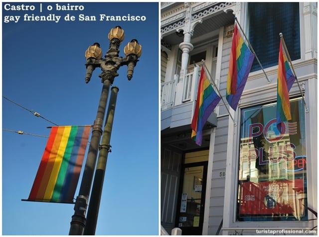 dicas San Francisco - Castro, o bairro gay friendly de San Francisco