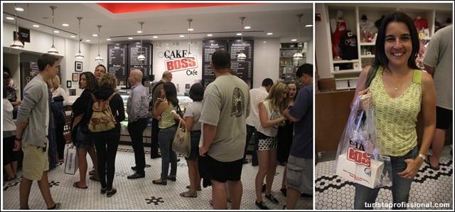 dicas de Nova York - Magnolia Bakery e Cake Boss: adoçando a boca em Nova York