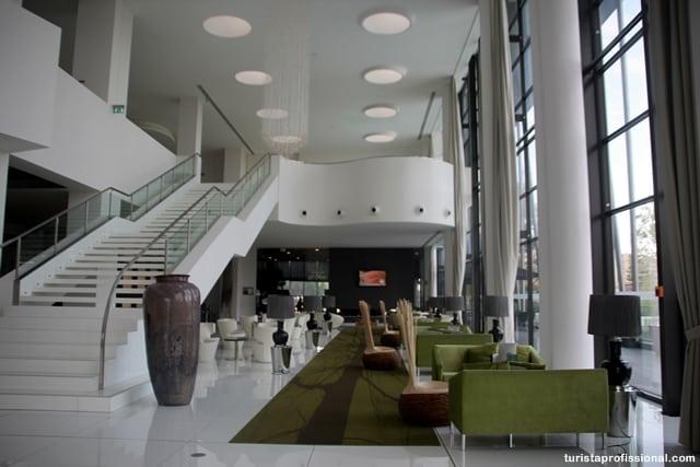 hotel de luxo - Dica de hotel em Braga