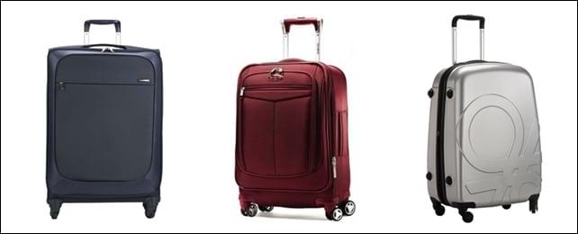 mudança das regras das bagagens