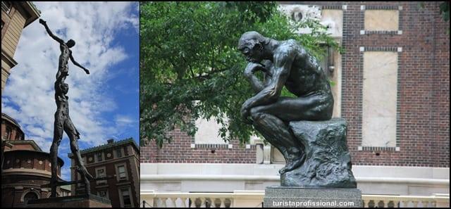 museu em nova york - Columbia University em Nova York