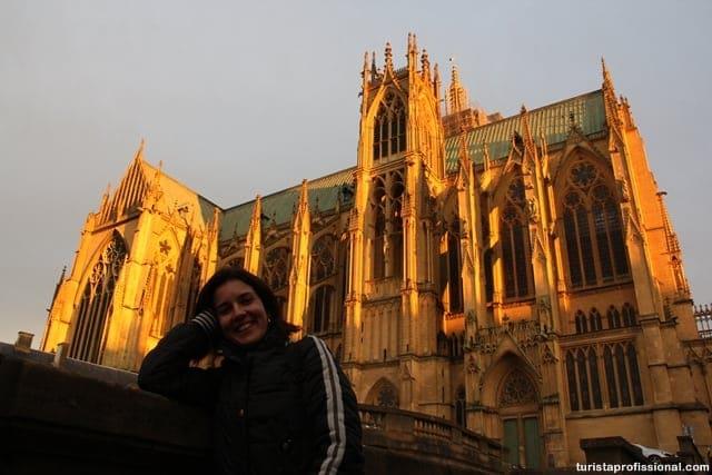 o que fazer em Metz