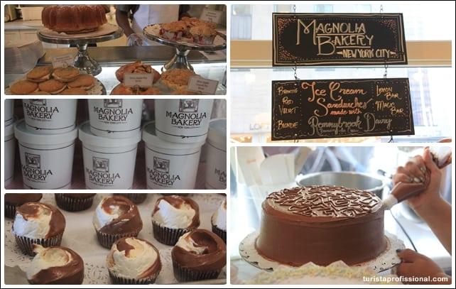 o que fazer em Nova York - Magnolia Bakery e Cake Boss: adoçando a boca em Nova York