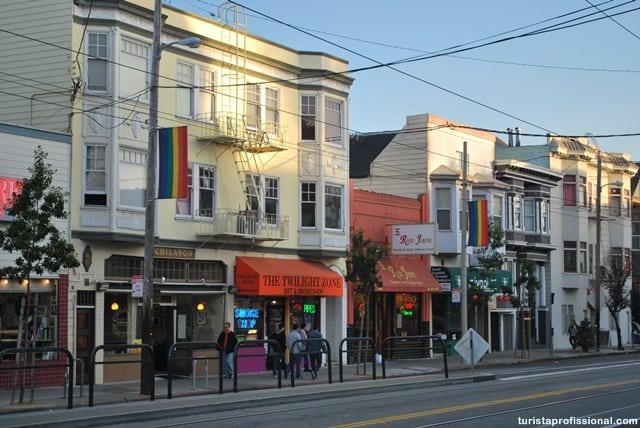 o que fazer em San Francisco - Castro, o bairro gay friendly de San Francisco