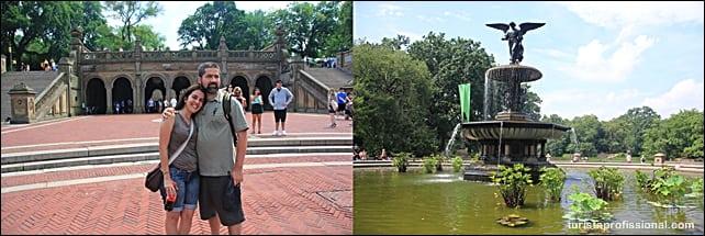 o que fazer - O que fazer no Central Park