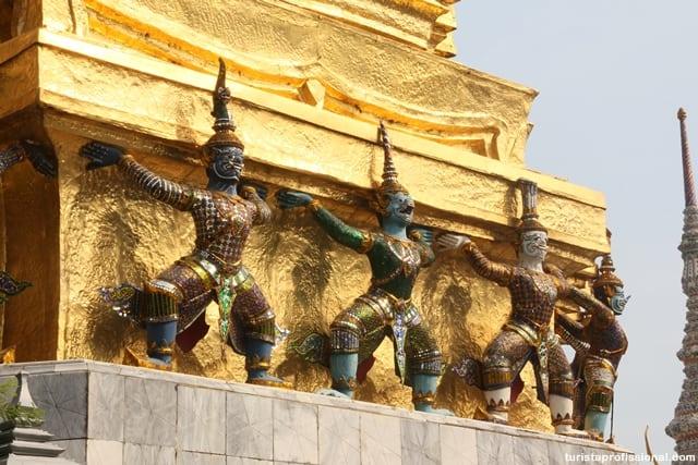 Grand Palace de Bangkok