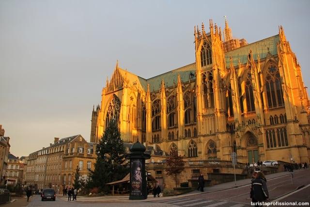 o que visitar em Metz - Como chegar e o que fazer em Metz, uma linda cidade francesa