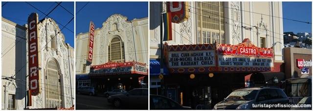 o que visitar em San Francisco - Castro, o bairro gay friendly de San Francisco