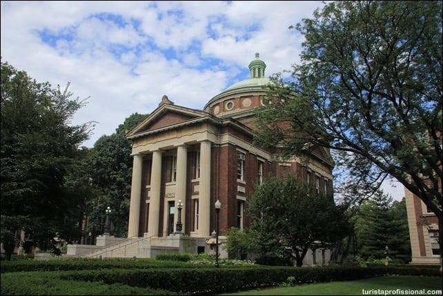 o que visitar em nova york - Columbia University em Nova York