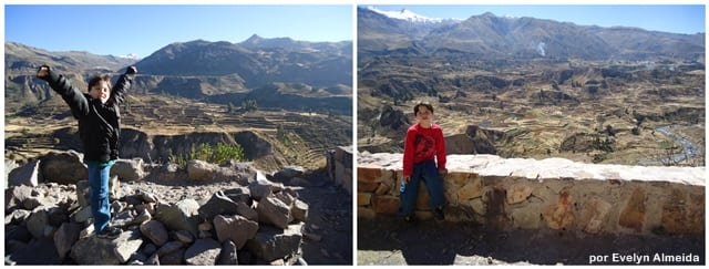 o que visitar no Peru - Roteiro de viagem pelo Peru com criança: Vale do Colca