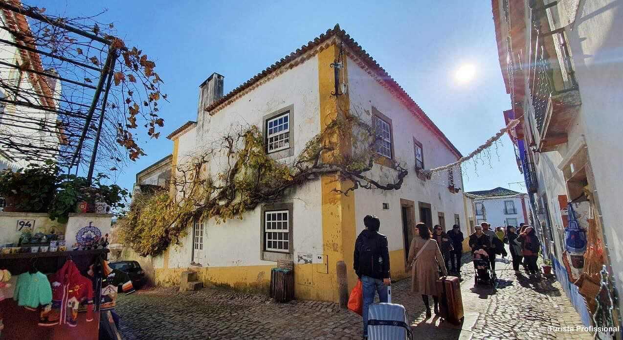obidos portugal - Óbidos: roteiro, como chegar, o que fazer, onde ficar