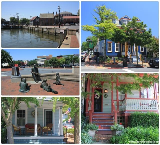 roteiro Annapolis - Annapolis, uma adorável surpresa a 40 km de Washington