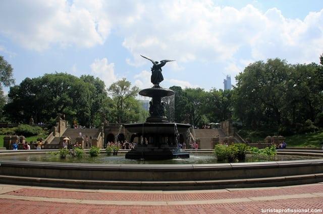 roteiro Nova York2 - O que fazer no Central Park