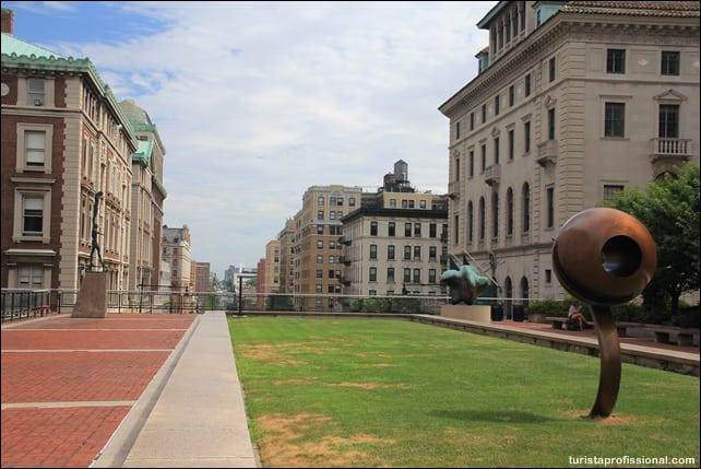 roteiro nova york - Columbia University em Nova York